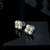 kate gold earrings